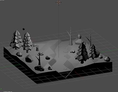 Proyecto 3d Winter