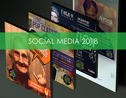 Long Play Music | Social Media 2018