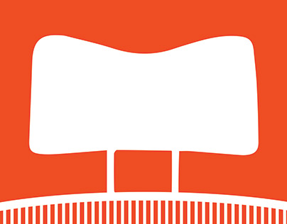 Logo design for Atlas Headrest for the Aeron Chair