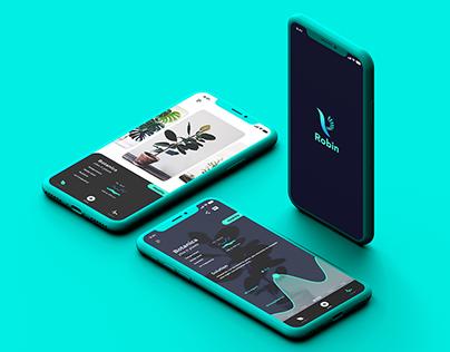 Plant health care app