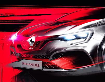 Renault Megane RS Trohpy R