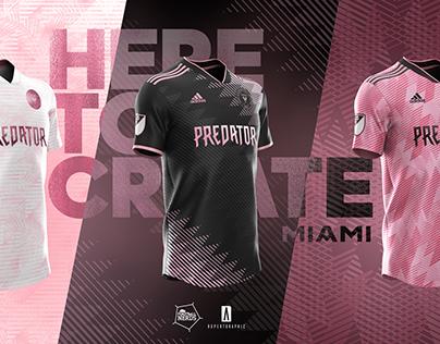 Inter Miami CF | Concept x Football Nerds