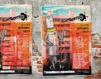 VENTOSO | Urban Art Fest
