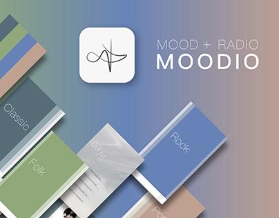 Moodio——FM Music App