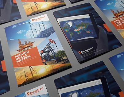 EnergyScout Corporate Brochure design