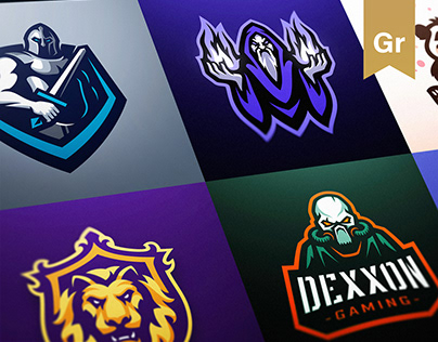 Logo Folio 2017 | eSports, Gaming & Sports