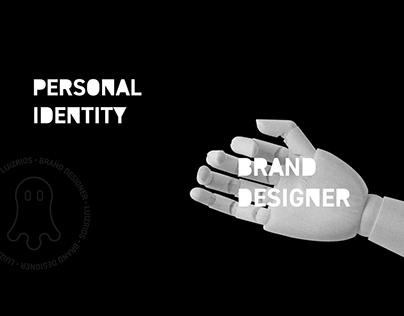 Luiz Rios Design - Personal Identity
