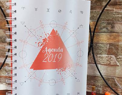 Diseño de Agenda Personal - Astrológica
