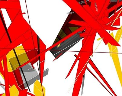 Dynamism and Deconstructivism