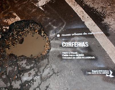 Museo Urbano de Meteoritos