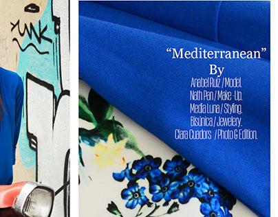 """""""Mediterranean"""" with Anabel Ruiz"""