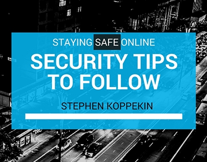 Staying Safe Online: Practice These Security Tips