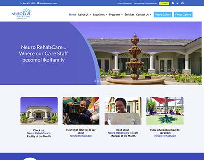 Sitio Web Institucional - neurorc.com