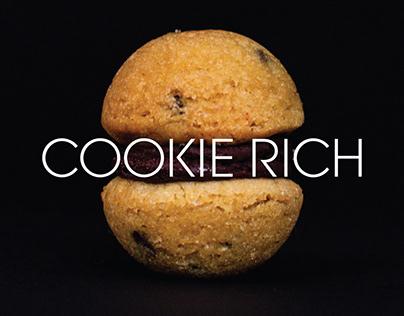 Cookie Rich Branding
