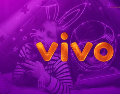 Aplicativo Web e Revista Digital VIVO