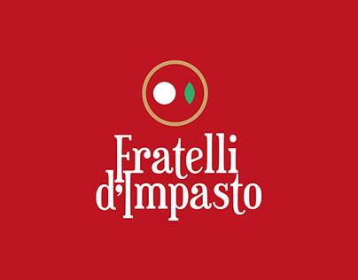 Fratelli d'Impasto - Brand Identity Pizzeria