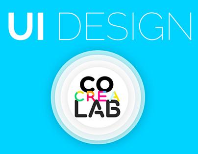 CoCreaLab / UI