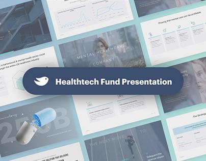 Health presentation