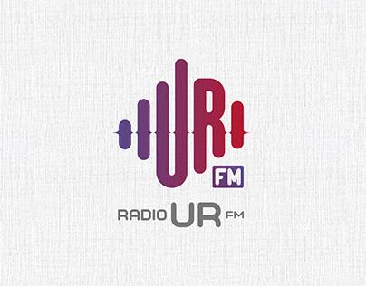 Logo Radio UR fm