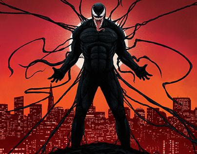 Venom Blu-ray Box Set