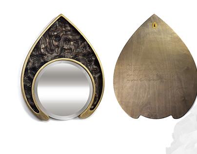 Kokoshnik mirror