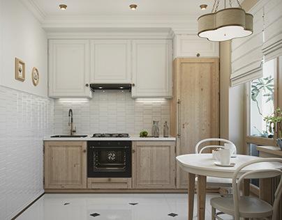 N34 - Room 04 Kitchen