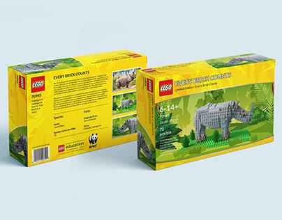 LEGO - Every Brick Counts