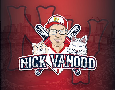 Nick VanOdd Twitch Branding