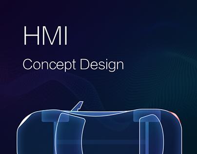 HMI concept design