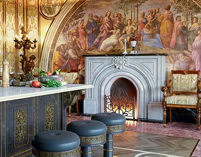 Kitchen Baroque