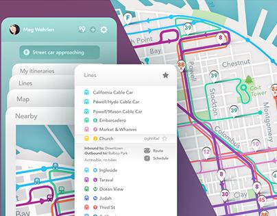 Transportation App