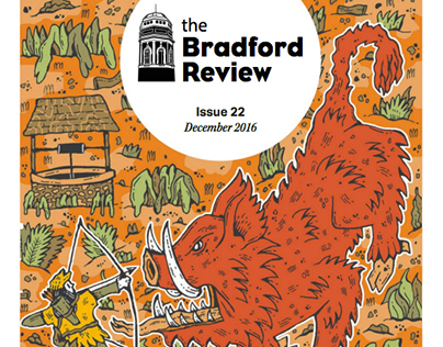 Bradford Review cover illustration