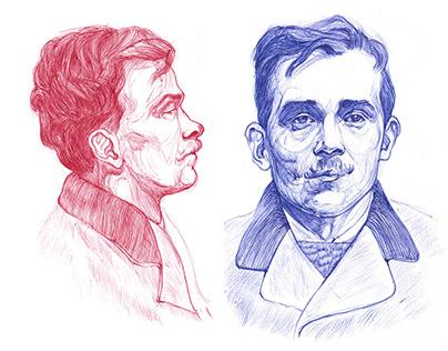 Portrait of Bonnot