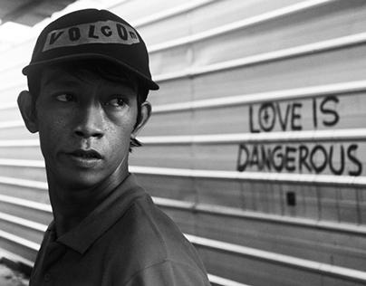 LOVE IS DANGEROUS depok2015