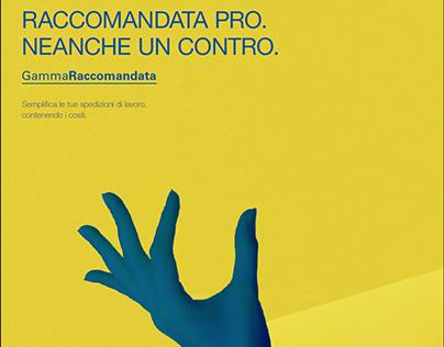 CopyAd Poste Italiane Raccomandata