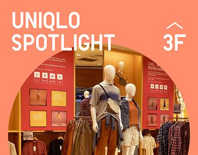 2020 UNIQLO CNY Spotlight Corner
