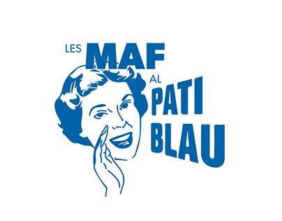 Les MAF al Pati Blau