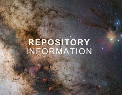 Kildekoden repository explorer
