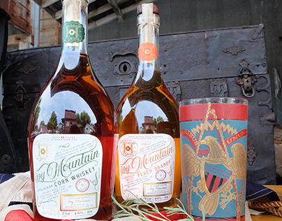 * Ivy Mountain Heirloom Spirits: Indianola Distilling//