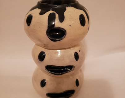 Vessle, project 3, Ceramics 1