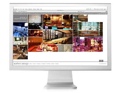 Bukhari Design Website