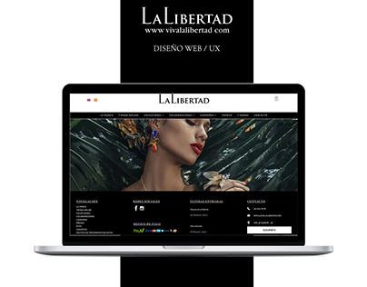 La Libertad Website