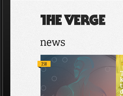 The Verge for Windows 8