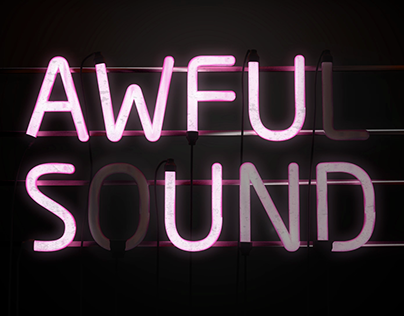 Awful Sound music video by St. Augustin