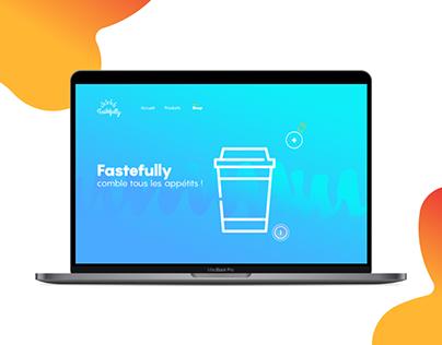 Fastefully [Webdesign/Front-End]