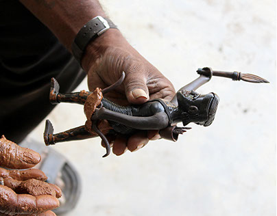 Craft Documentation: Dhokra at Hazaribagh, Jharkhand