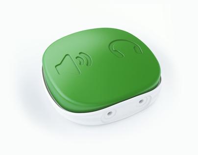 HABO — headphones to speakers switchbox