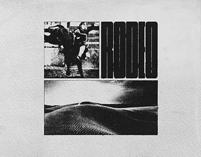Rodeo - Alternative Album Cover & Packaging
