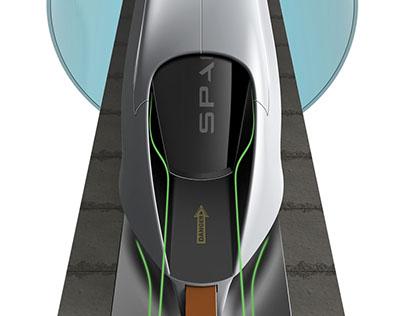 SPACE X Hyperloop Concept