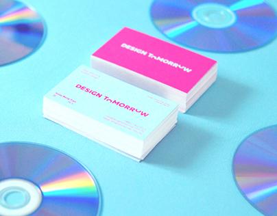 Design Tomorrow Branding